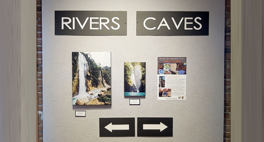RIVERS CAVES