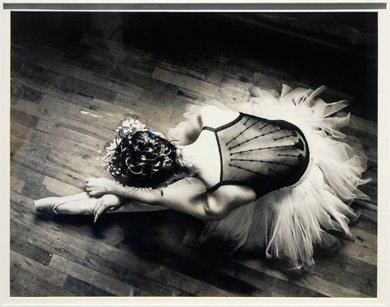 Avant le Ballet (Before the Ballet) by Christina Cannon (Photography)