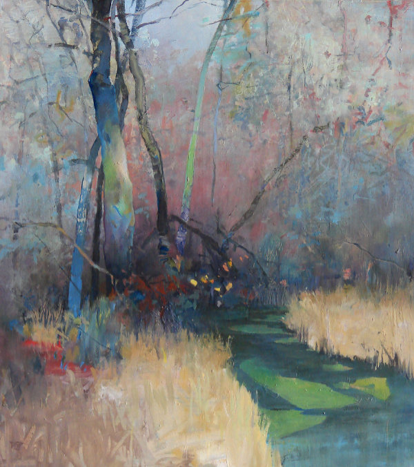 zRandall David Tipton Winter Bog